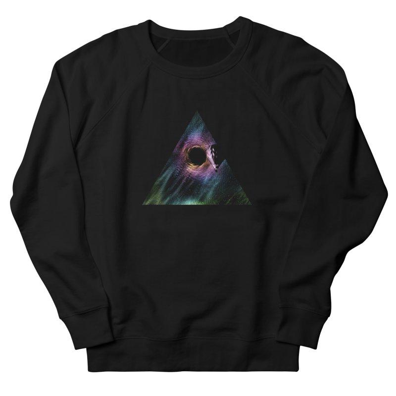 Aurora Women's French Terry Sweatshirt by His Artwork's Shop