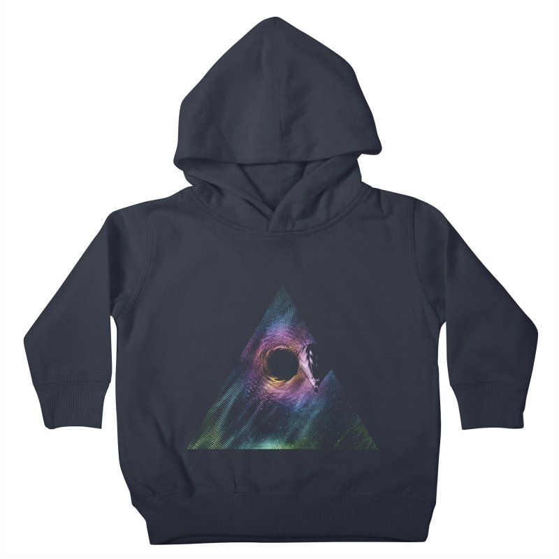 Aurora Kids Toddler Pullover Hoody by His Artwork's Shop