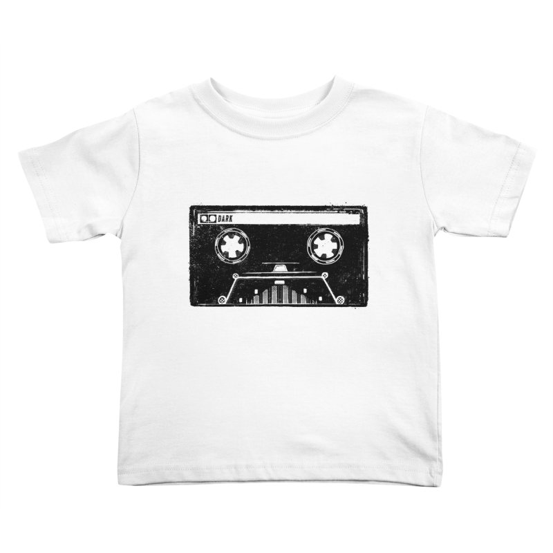 Media Wars Kids Toddler T-Shirt by His Artwork's Shop