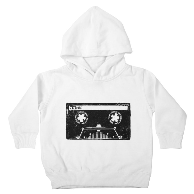 Media Wars Kids Toddler Pullover Hoody by His Artwork's Shop