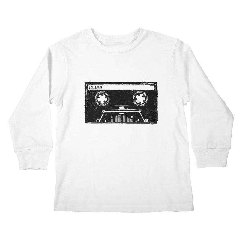Media Wars Kids Longsleeve T-Shirt by His Artwork's Shop