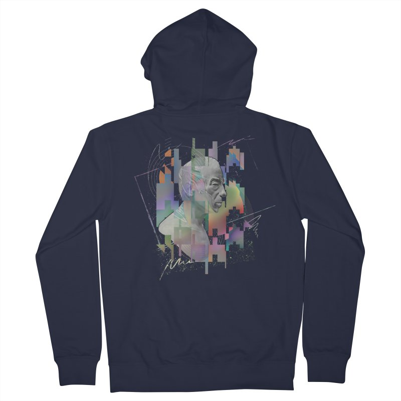 Caveat Emptor Women's Zip-Up Hoody by His Artwork's Shop