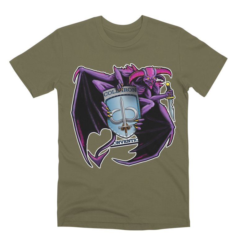 Cold Iron Imp Men's Premium T-Shirt by Joe Abboreno's Artist Shop