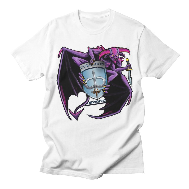 Cold Iron Imp Women's Regular Unisex T-Shirt by Joe Abboreno's Artist Shop