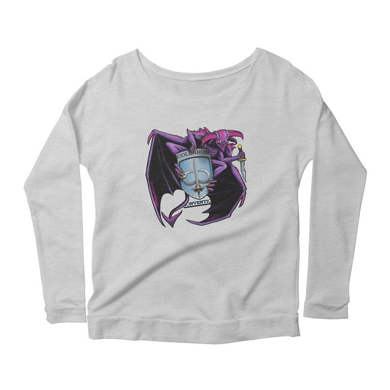 Cold Iron Imp Women's Scoop Neck Longsleeve T-Shirt by Joe Abboreno's Artist Shop
