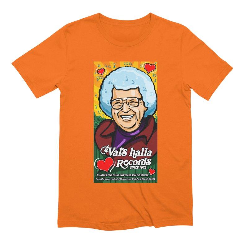 Val's Memorial Art Men's Extra Soft T-Shirt by Joe Abboreno's Artist Shop