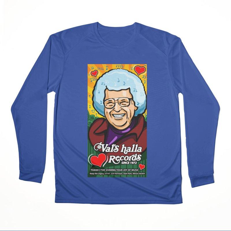 Val's Memorial Art Men's Performance Longsleeve T-Shirt by Joe Abboreno's Artist Shop