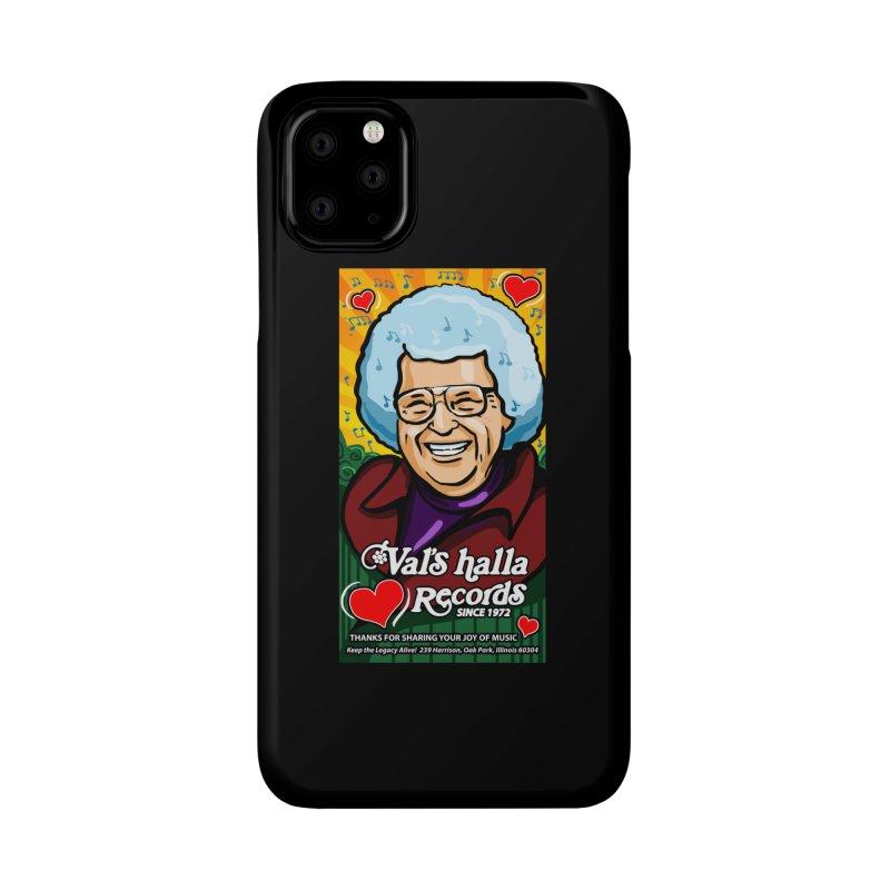 Val's Memorial Art Accessories Phone Case by Joe Abboreno's Artist Shop