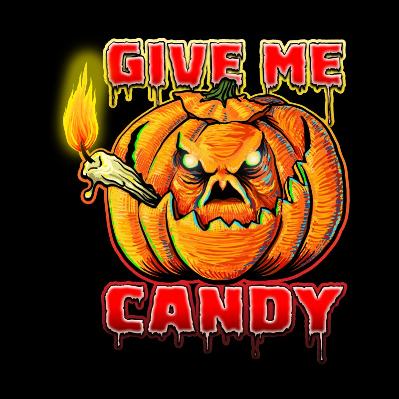 Give Me Candy Accessories Bag by Joe Abboreno's Artist Shop