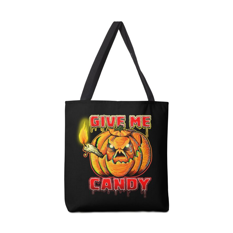 Give Me Candy Accessories Tote Bag Bag by Joe Abboreno's Artist Shop