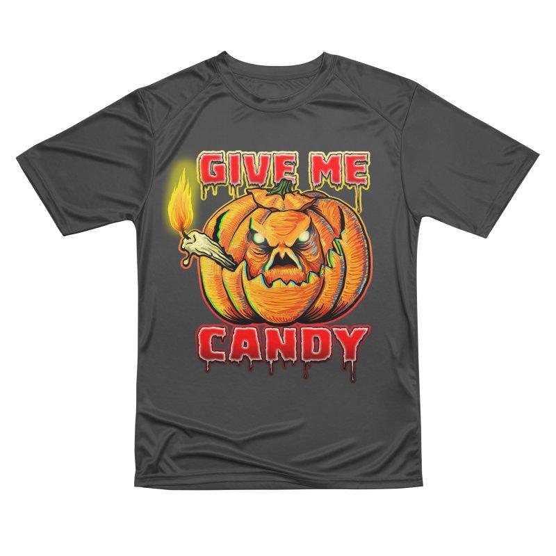 Give Me Candy Men's Performance T-Shirt by Joe Abboreno's Artist Shop