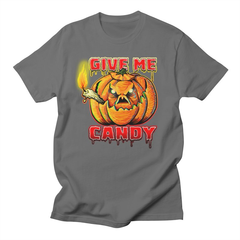 Give Me Candy Women's Regular Unisex T-Shirt by Joe Abboreno's Artist Shop