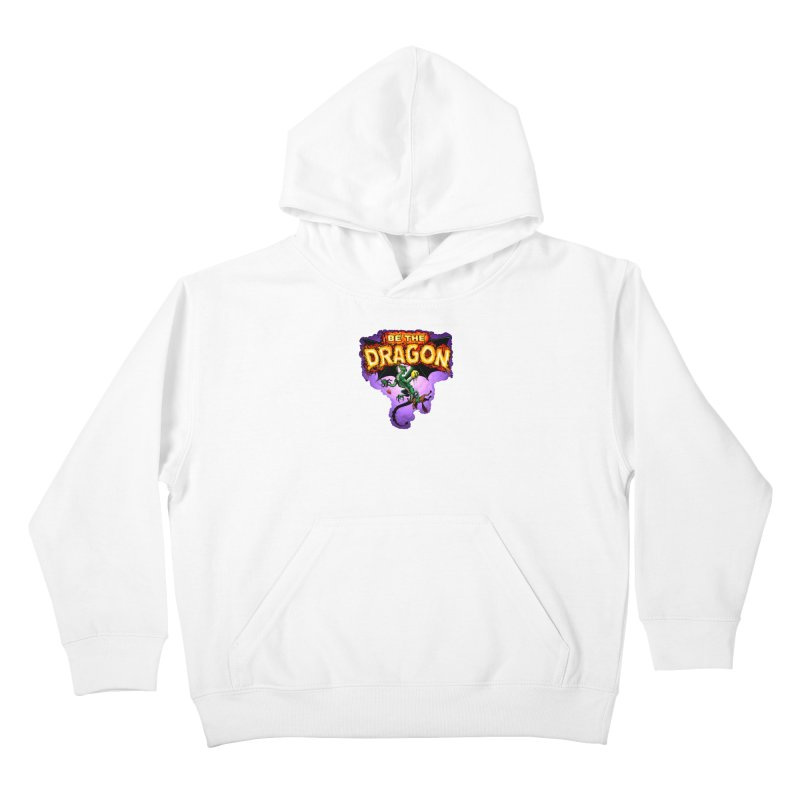 Be the Dragon Kids Pullover Hoody by Joe Abboreno's Artist Shop