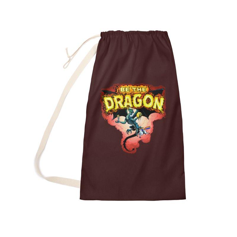 Be the Dragon! Save the Princess! Raise Up the Unicorns! Accessories Bag by Joe Abboreno's Artist Shop