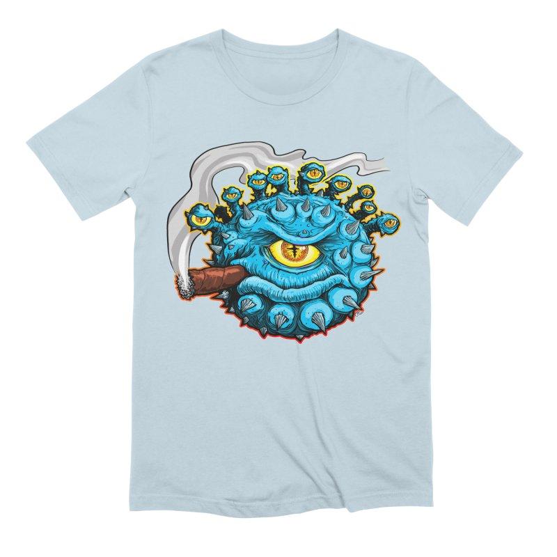 Chomp! Men's Extra Soft T-Shirt by Joe Abboreno's Artist Shop