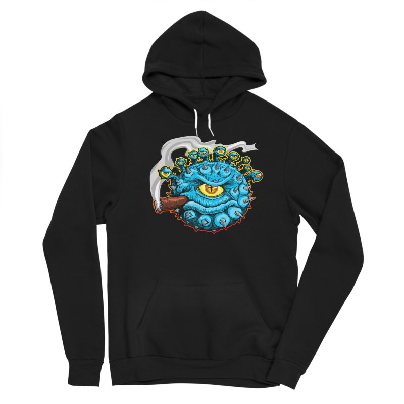 Chomp! Women's Sponge Fleece Pullover Hoody by Joe Abboreno's Artist Shop