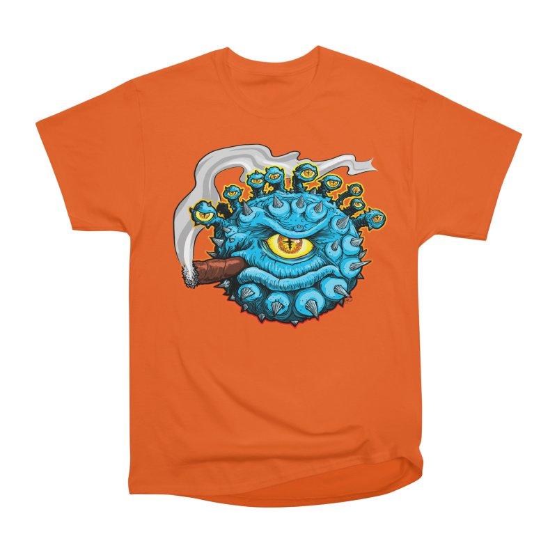 Chomp! Men's Heavyweight T-Shirt by Joe Abboreno's Artist Shop