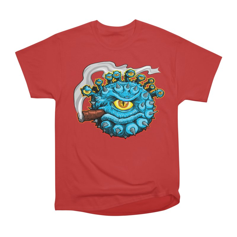 Chomp! Women's Heavyweight Unisex T-Shirt by Joe Abboreno's Artist Shop