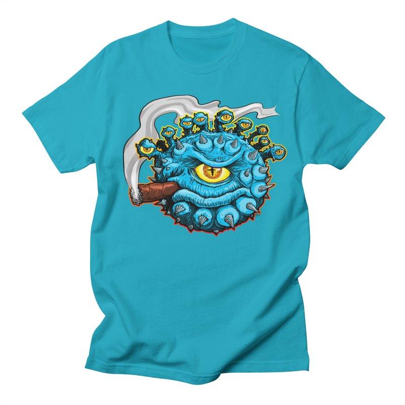 Chomp! Women's Regular Unisex T-Shirt by Joe Abboreno's Artist Shop