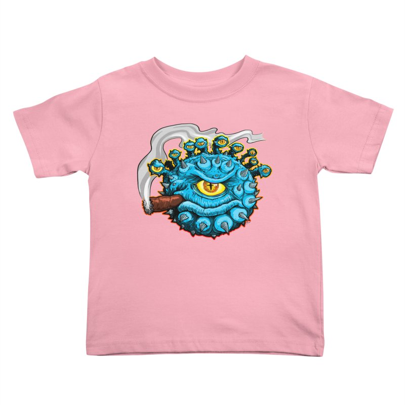 Chomp! Kids Toddler T-Shirt by Joe Abboreno's Artist Shop
