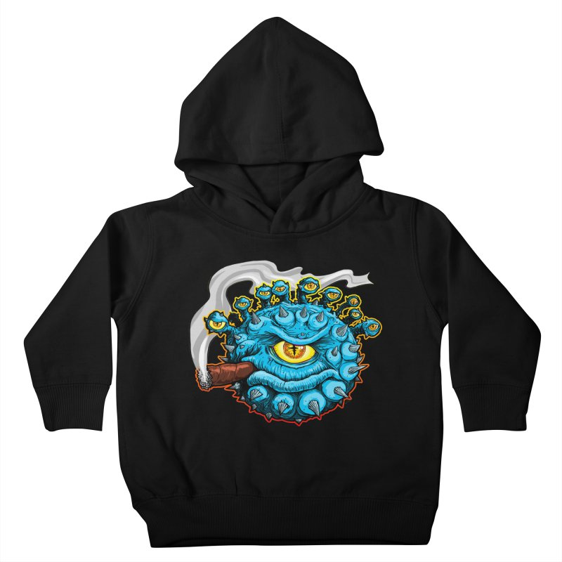 Chomp! Kids Toddler Pullover Hoody by Joe Abboreno's Artist Shop