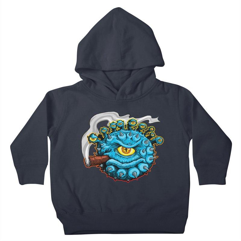Chomp! Kids Toddler Pullover Hoody by Joe Abboreno's Artist Shop