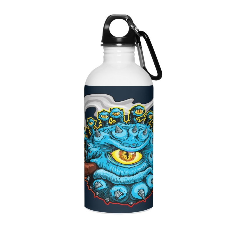Chomp! Accessories Water Bottle by Joe Abboreno's Artist Shop