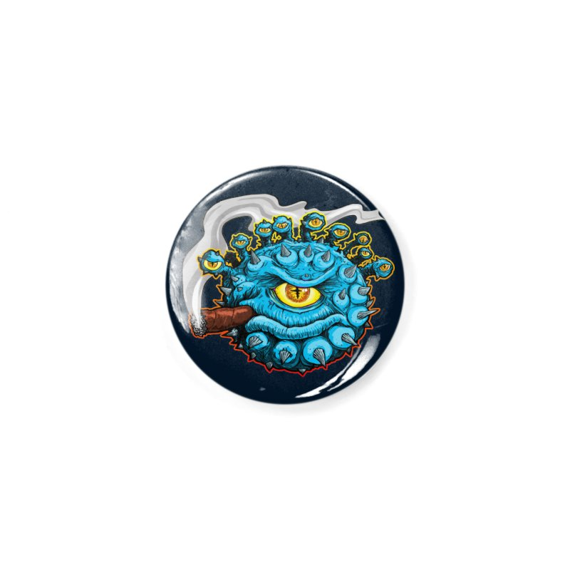 Chomp! Accessories Button by Joe Abboreno's Artist Shop