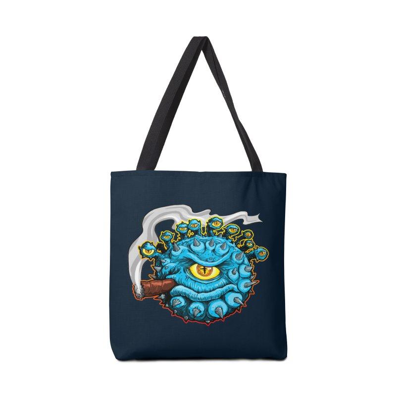 Chomp! Accessories Tote Bag Bag by Joe Abboreno's Artist Shop