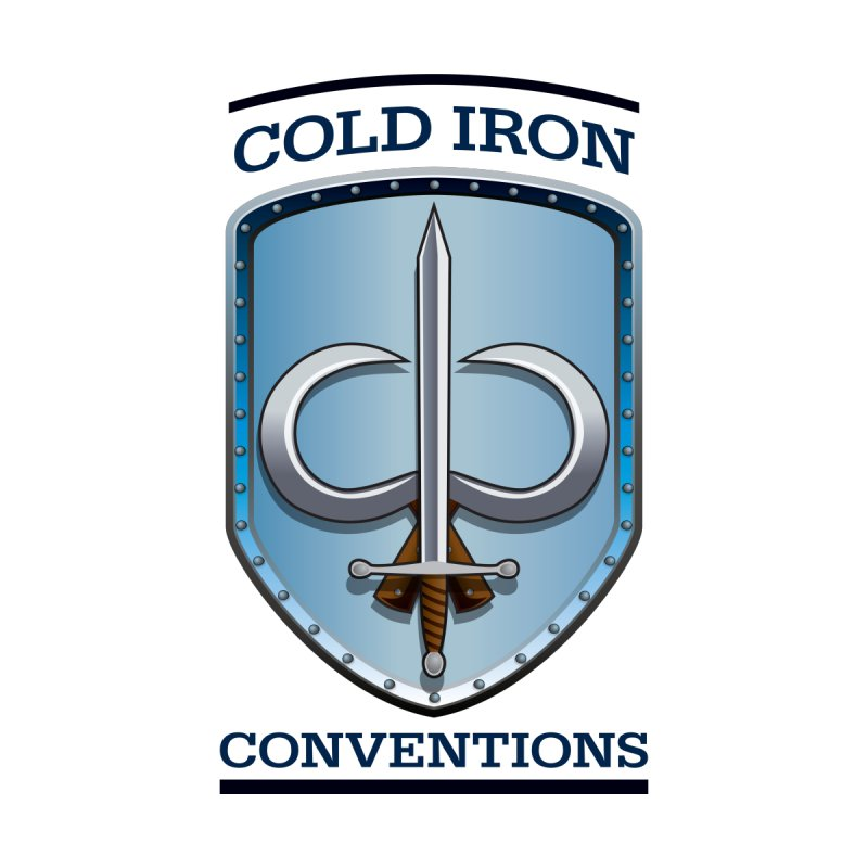 Cold Iron Conventions Accessories Bag by Joe Abboreno's Artist Shop