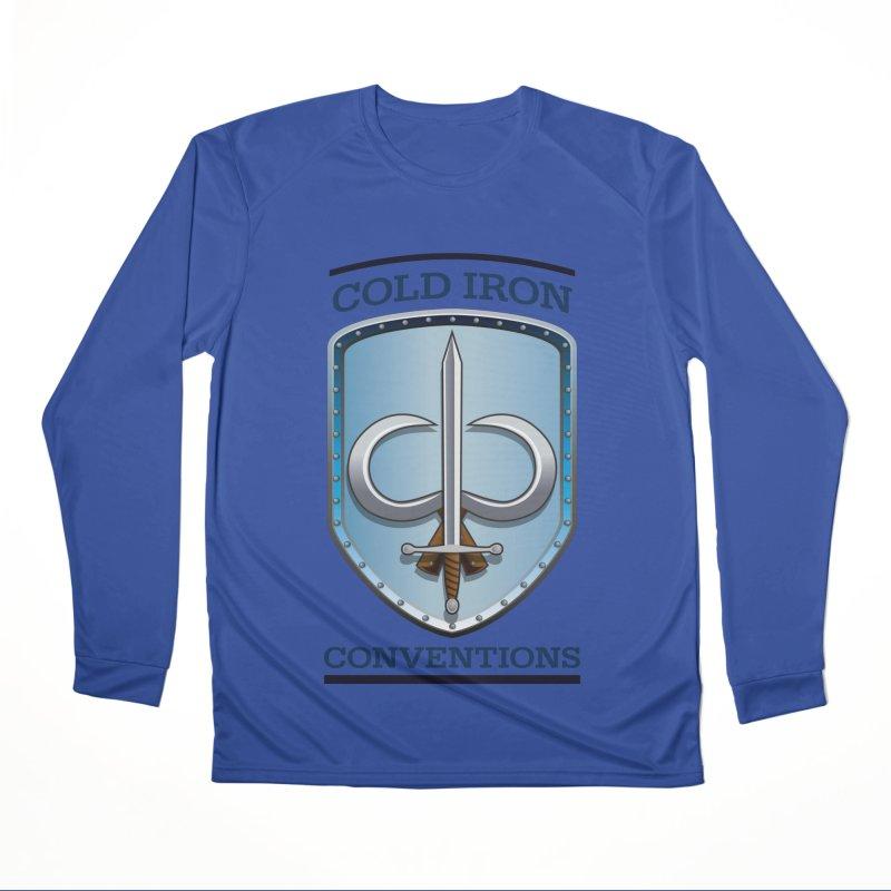 Cold Iron Conventions Men's Performance Longsleeve T-Shirt by Joe Abboreno's Artist Shop