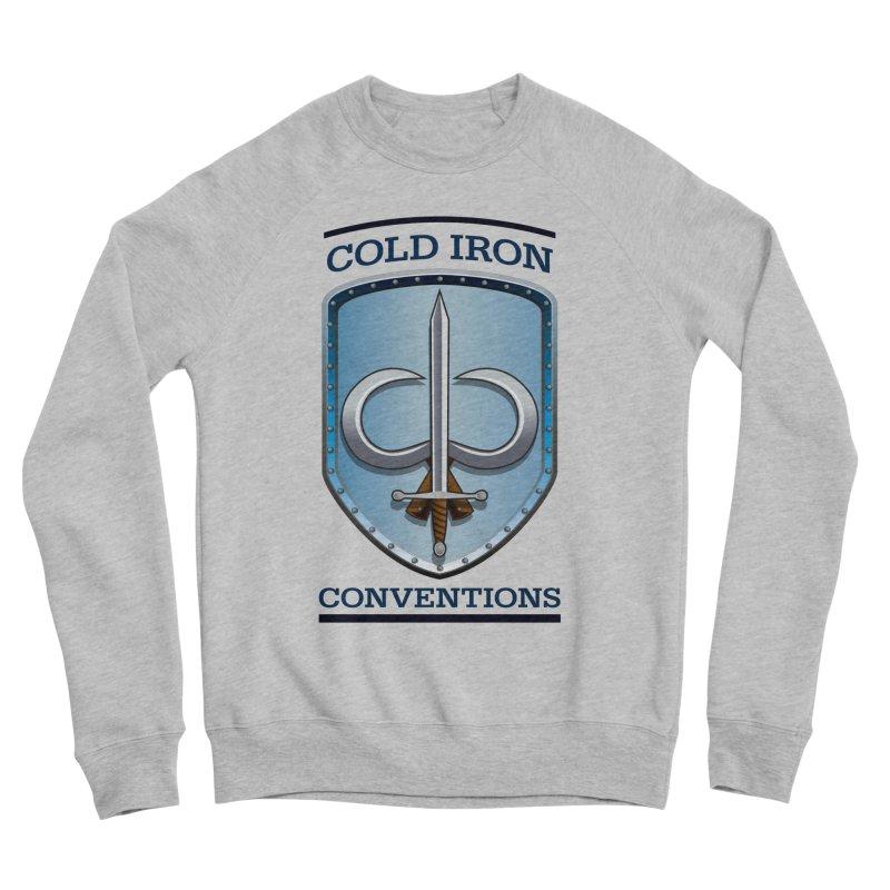 Cold Iron Conventions Women's Sponge Fleece Sweatshirt by Joe Abboreno's Artist Shop