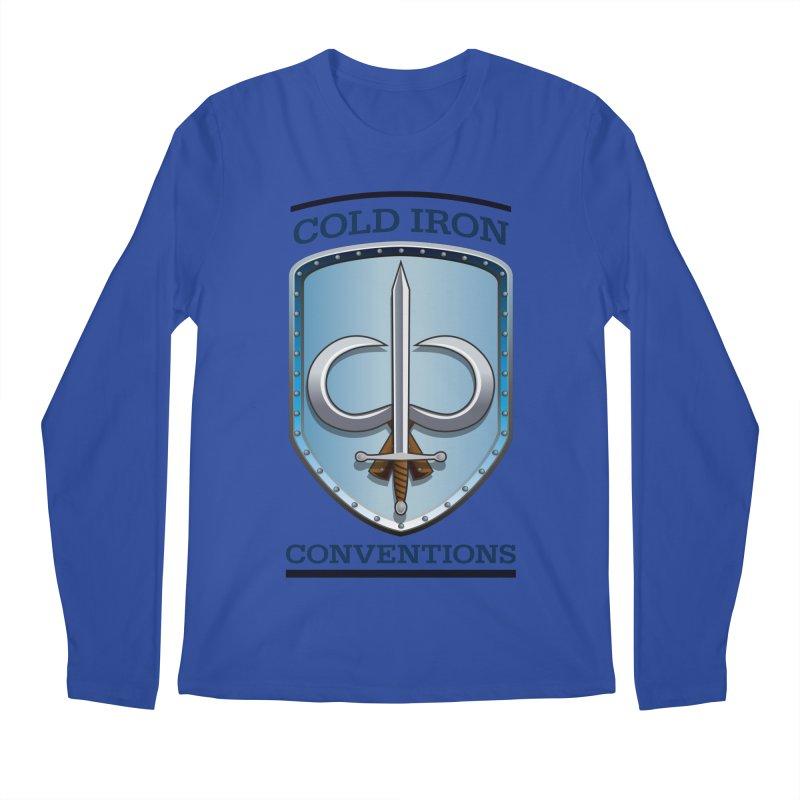 Cold Iron Conventions Men's Regular Longsleeve T-Shirt by Joe Abboreno's Artist Shop