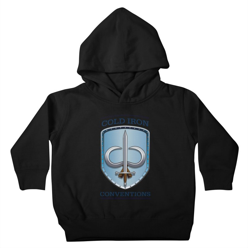 Cold Iron Conventions Kids Toddler Pullover Hoody by Joe Abboreno's Artist Shop