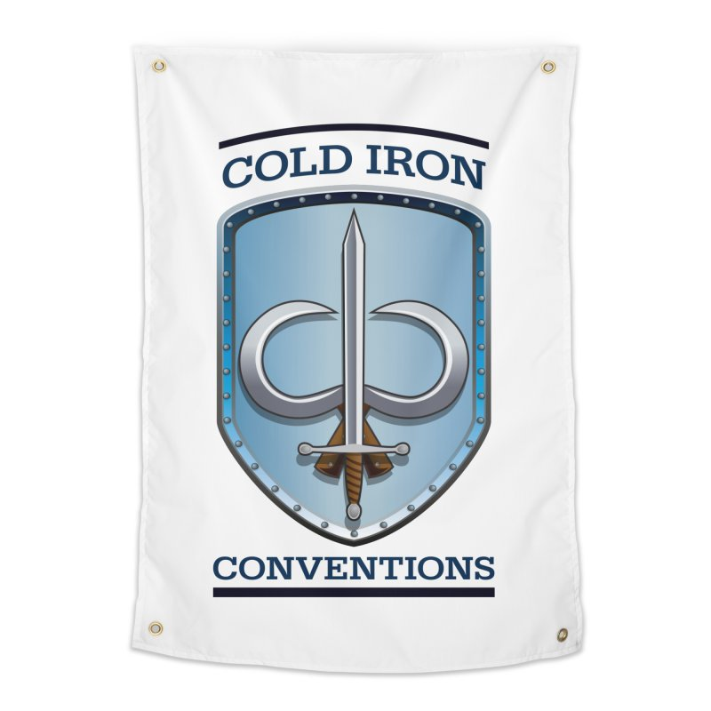 Cold Iron Conventions Home Tapestry by Joe Abboreno's Artist Shop