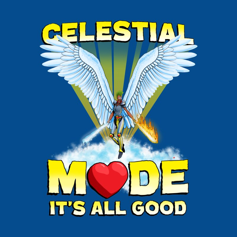 Celestial Mode Men's T-Shirt by Joe Abboreno's Artist Shop