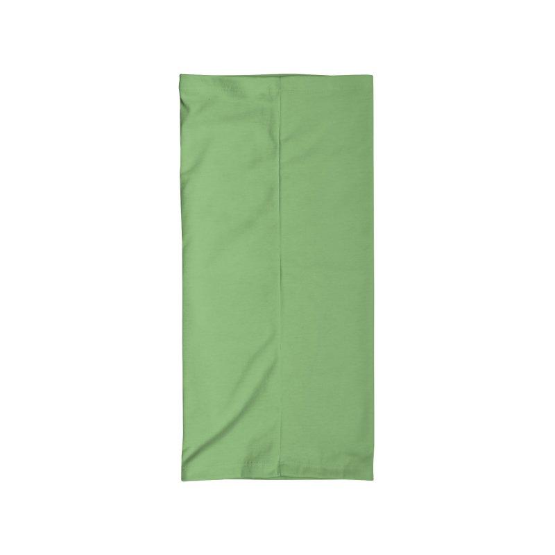 Good Luck Green d20 Accessories Neck Gaiter by Joe Abboreno's Artist Shop
