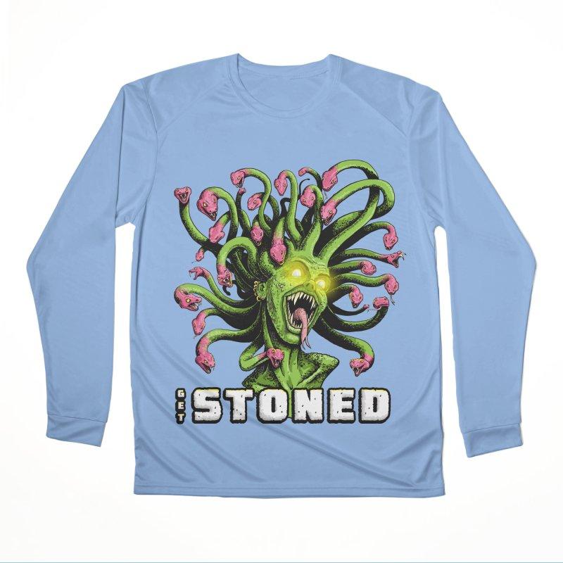 Get Stoned! Men's Longsleeve T-Shirt by Joe Abboreno's Artist Shop