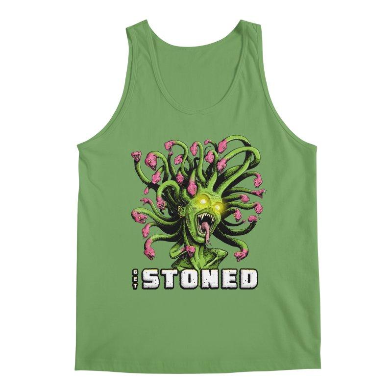 Get Stoned! Men's Tank by Joe Abboreno's Artist Shop