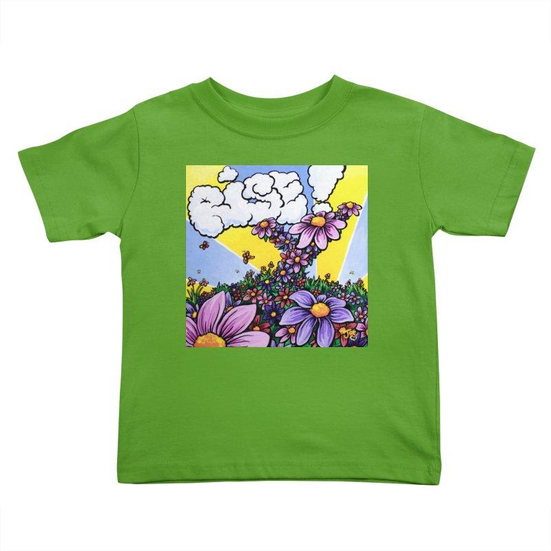 Rise! Kids Toddler T-Shirt by Joe Abboreno's Artist Shop