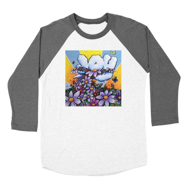 JOY Women's Longsleeve T-Shirt by Joe Abboreno's Artist Shop