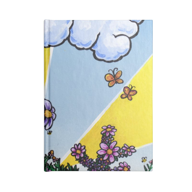 LOVE Accessories Notebook by Joe Abboreno's Artist Shop