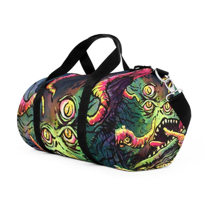 The Creep Accessories Bag by Joe Abboreno's Artist Shop