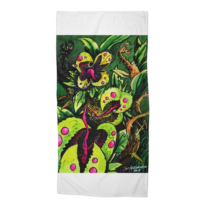 The Terror Shades Accessories Beach Towel by Joe Abboreno's Artist Shop