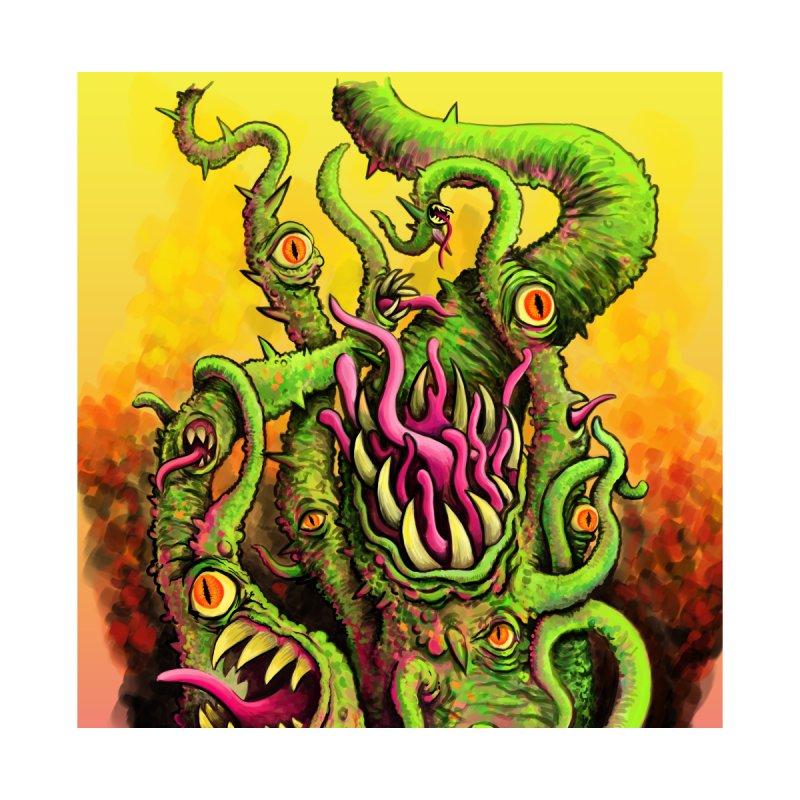 Tentacled Creature by Joe Abboreno's Artist Shop