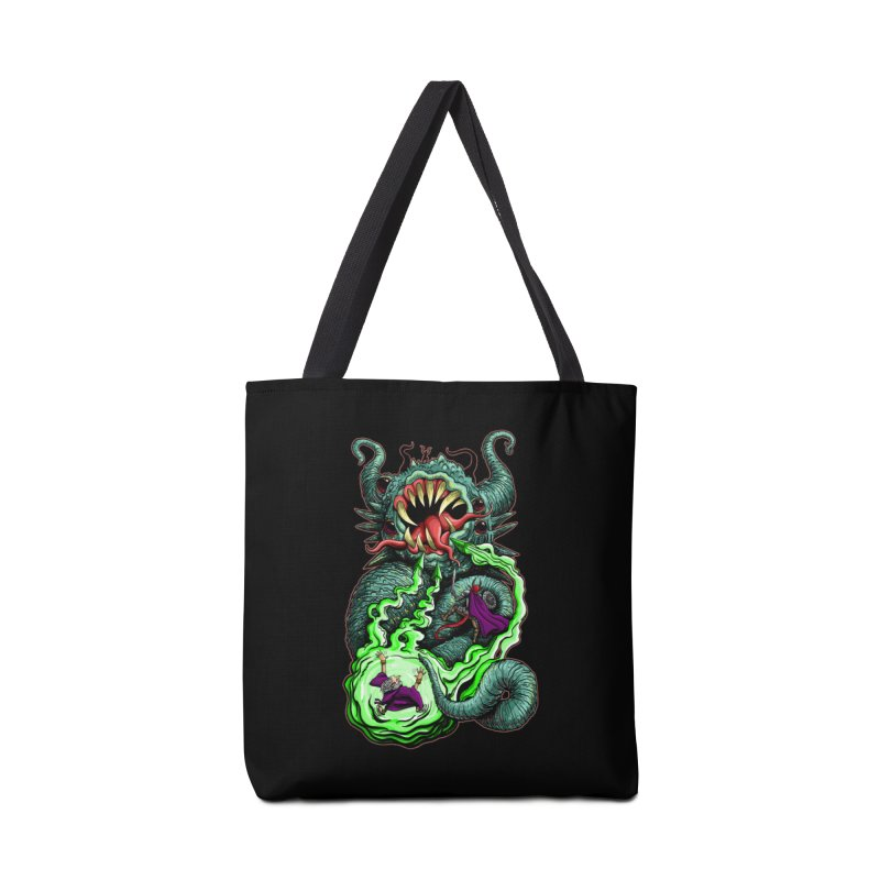 Magic Missile Accessories Tote Bag Bag by Joe Abboreno's Artist Shop