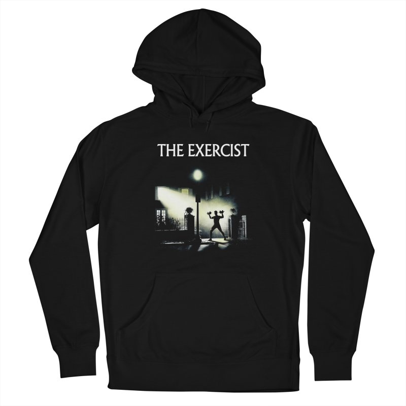 The Exercist Women's Pullover Hoody by Joe Conde