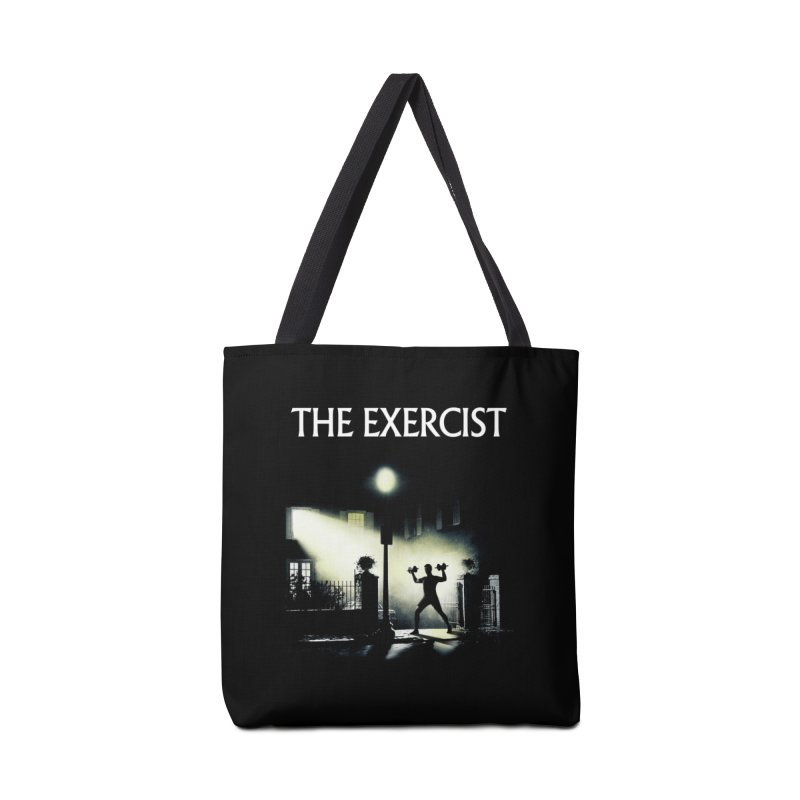The Exercist Accessories Bag by Joe Conde