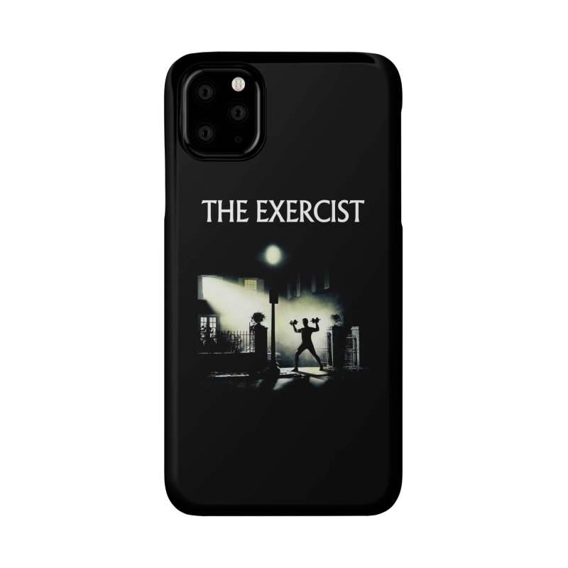 The Exercist Accessories Phone Case by Joe Conde