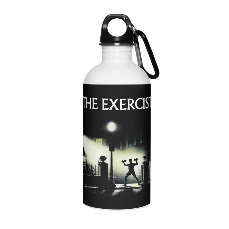 The Exercist Accessories Water Bottle by Joe Conde
